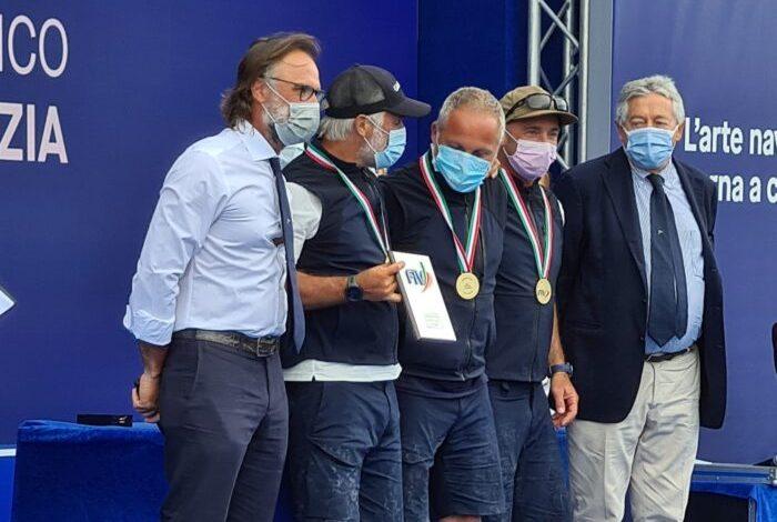 Vasco Vascotto è il campione italiano Match Race 2021