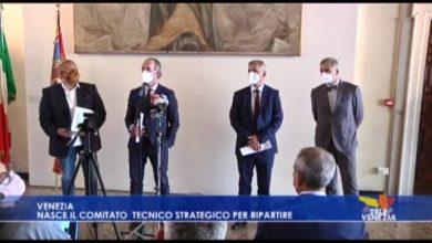 VIDEO: Nasce il comitato tecnico strategico per ripartire: parla Zaia - TeleVenezia