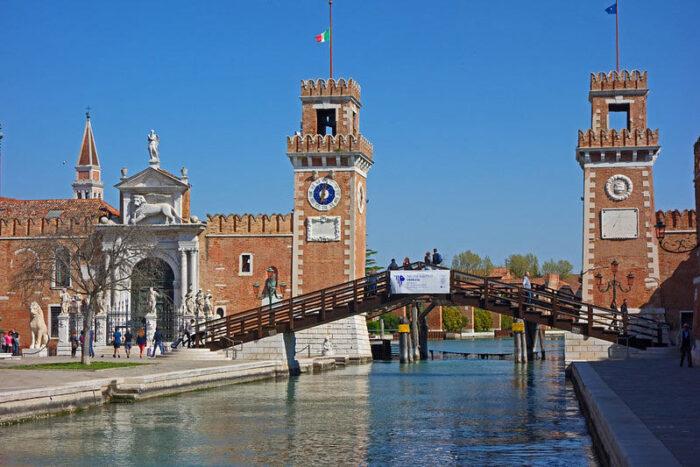 Arsenale di Venezia: storia e presente. Il racconto dell'Ammiraglio Romani - TeleVenezia