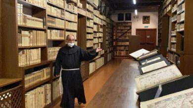 Venezia, San Francesco della Vigna: una biblioteca ricca di storia del libro