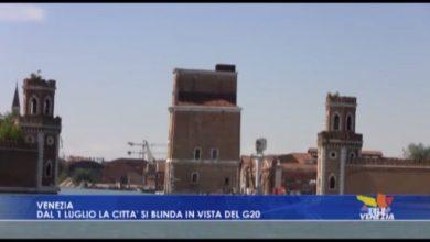 Venezia: zona Arsenale off limits in occasione del G20