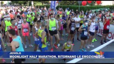 """Moonlight Half Marathon, Jesolo: il sindaco: """"un esempio per tutti"""""""