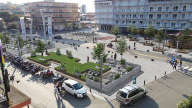 """Piazza Mazzini si fa più verde con il progetto """"Mazzini Green"""""""
