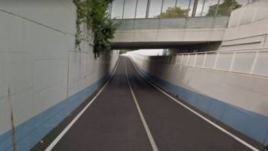 Sottopasso di Via Scaramuzza allagato: intervenuta Veritas - TeleVenezia