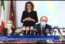 Zaia: ultima chiamata per i vaccini agli over 60