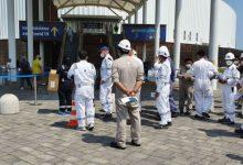 Equipaggio della Rotterdam: la nave è covid free. Vaccini a 200 marinai - Televenezia
