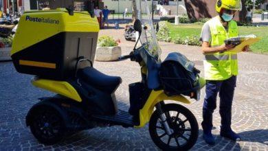 Poste italiane: in servizio 91 nuovi mezzi ecologici