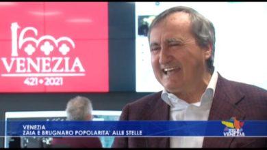Luca Zaia e Luigi Brugnaro molto graditi in Italia