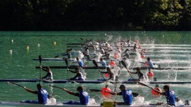 Successo al Lago di Auronzo per il Canoa Club San Donà