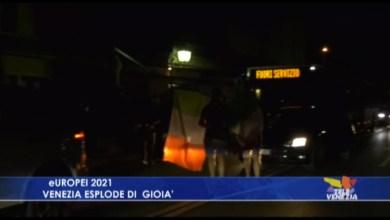 Finale Europei 2020: un'esplosione di gioia in tutta Italia e in tutto il Veneto