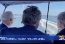 Venezia diventa la capitale mondiale della sostenibilità