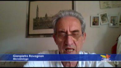 Giampietro Ravagnan: l'arma contro il covid è il vaccino