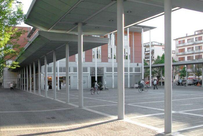 Marghera Estate: la GOM inaugura il palco di Piazza Mercato
