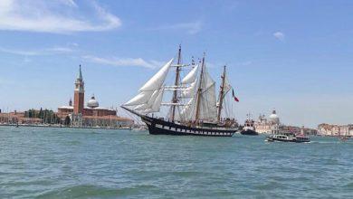 La nave Palinuro sosterà a Venezia a partire dal 3 luglio