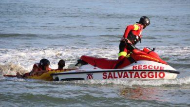 Tre salvataggi in mare a Jesolo