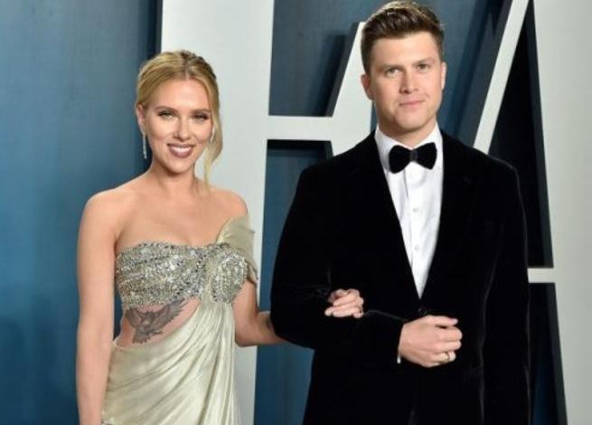 Scarlett Johansson è incinta con il marito Colin Jost
