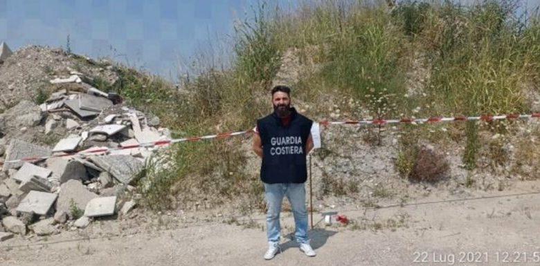 sequestro discarica venezia