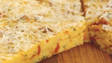 Tortino di Polenta: un piatto molto sfizioso!