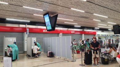 Aeroporto Marco Polo di Venezia: raddoppia l'area tamponi