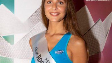 "Carolina Zaupa è ""Miss Rocchetta Bellezza Veneto"""