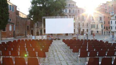 "Cinemoving 2021: in Campo San Polo ""Uno sguardo sull'Europa"""