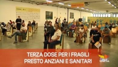 TG Veneto News – Edizione del 20 settembre 2021