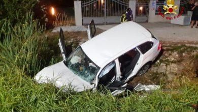 Noale: scontro frontale tra due auto, tre feriti gravi