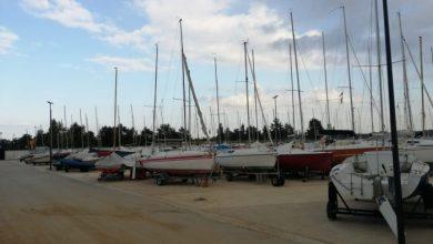 VIDEO: Polo nautico San Giuliano: trasferite 500 barche nel nuovo piazzale - TeleVenezia