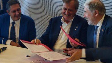 VIDEO: Nautica: Genova e Venezia firmano un accordo di cooperazione - TeleVenezia