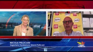 VIDEO: Nicola Pellicani presenta il Festival della Politica 2021 - TeleVenezia