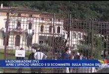 Valdobbiadene: l'Unesco scommette sulla strada del vino