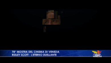 """Ridley Scott: """"L'eterno duellante"""" alla 78° Mostra del Cinema di Venezia"""