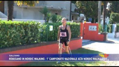Nordic Walking a Robegano: 1° Campionato nazionale ACSI