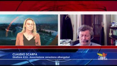 """Claudio Scarpa: """"Venezia era piena, gli alberghi non molto"""""""
