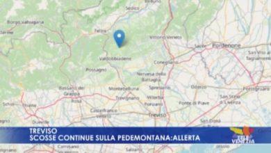 Terremoto in Veneto: scosse continue sulla Pedemontana