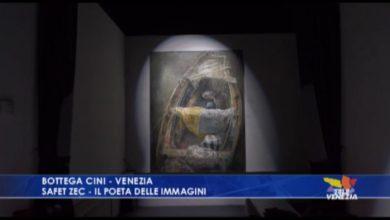 Safet Zec il poeta delle immagini in mostra a Bottega Cini