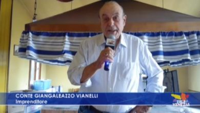 Gian Galeazzo Vianelli: un conte a Rosolina - Televenezia