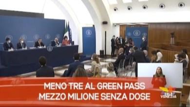 TG Veneto News – Edizione del 12 ottobre 2021