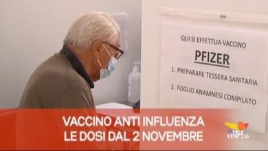 TG Veneto News – Edizione del 5 ottobre 2021