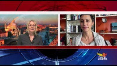 Una conversazione con Valentina Bobbo - Televenezia