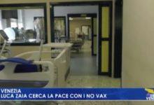 Luca Zaia cerca la pace con i NO-VAX