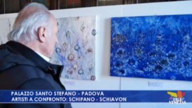 Schifano e Schiavon: due artisti a confronto