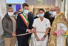 Ospedale di Comunità inaugurato al Fatebenefratelli