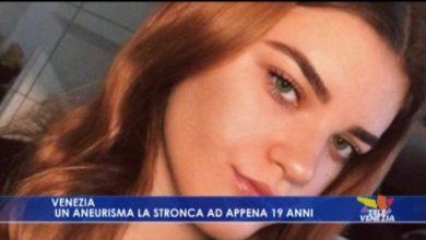 Veronica Corinne: un aneurisma la porta via a soli 19 anni