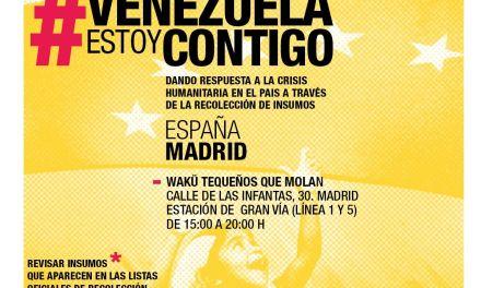 Venezuela Estoy Contigo