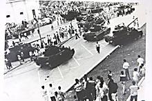 1958年、市民と軍の反乱