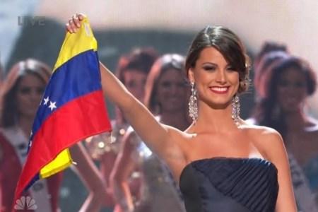 El emotivo mensaje de Stefanía Fernández a Venezuela