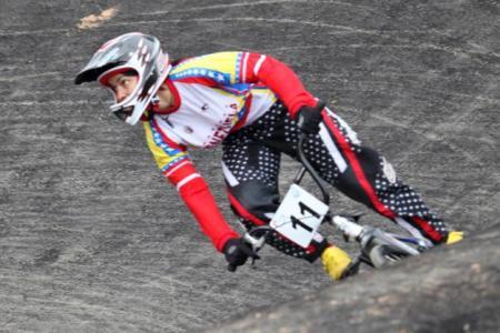 Stefany Hernández quiere ser la primera campeona olímpica de Venezuela en Río de Janeiro 2016