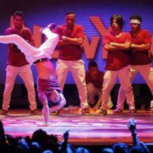 Team Vinotinto, bailan por Venezuela