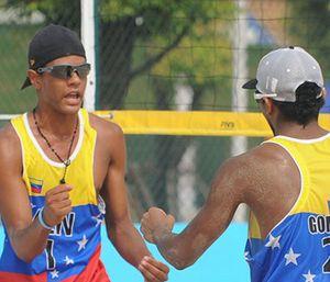 Segunda victoria mundial en voleibol de playa para Venezuela